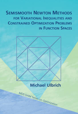 Semismooth Newton Methods for Variational Inequalities and Constrained Optimization Problems in Func (BOK)