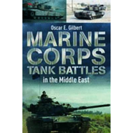 Marine Corps Tank Battles in the Middle East (BOK)