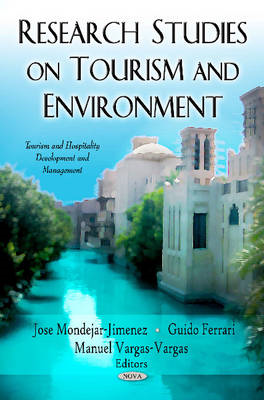 Research Studies on Tourism & Environment (BOK)