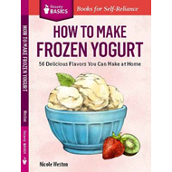 How to make frozen yogurt (BOK)
