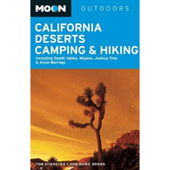 Moon California Deserts Camping and Hiking (BOK)
