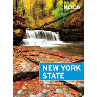Moon New York State (6th ed) (BOK)