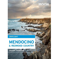 Moon Spotlight Mendocino & Redwood Country (BOK)
