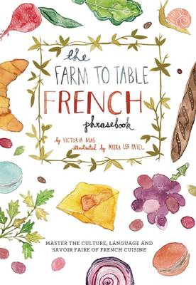 Farm to Table French Phrasebook (BOK)