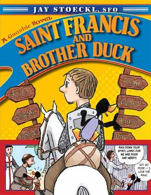 Saint Francis and  Brother Duck (BOK)