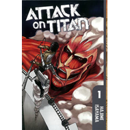 Attack on Titan: Vol. 1 (BOK)