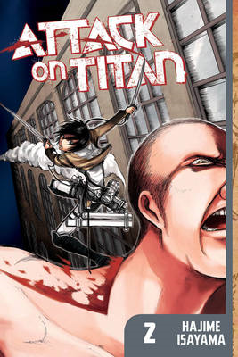 Attack on Titan: Vol. 2 (BOK)