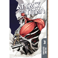 Attack on Titan: Vol. 3 (BOK)