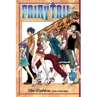 Fairy Tail: Vol. 22 (BOK)