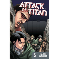 Attack on Titan: Vol. 5 (BOK)