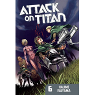 Attack on Titan: Vol. 6 (BOK)
