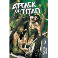 Attack on Titan: Volume 7 (BOK)