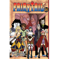 Fairy Tail: Volume 26 (BOK)