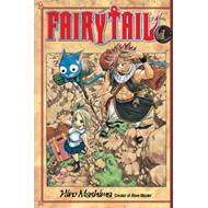 Fairy Tail: Vol. 1 (BOK)
