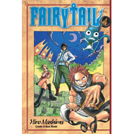 Fairy Tail: Vol. 4 (BOK)