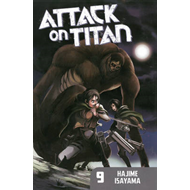 Attack on Titan: Volume 9 (BOK)