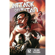 Attack on Titan: Volume 12 (BOK)