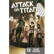 Attack on Titan: Volume 13 (BOK)