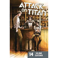 Attack On Titan 14 (BOK)