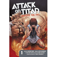 Attack on Titan: Before the Fall (BOK)