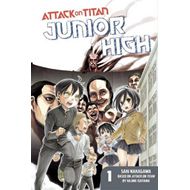 Attack on Titan: Junior High (BOK)