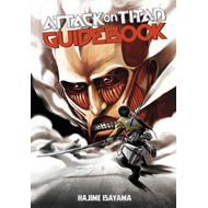 Attack on Titan Guidebook: Inside & Outside (BOK)