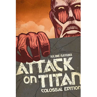 Attack On Titan: Colossal Edition 1 (BOK)