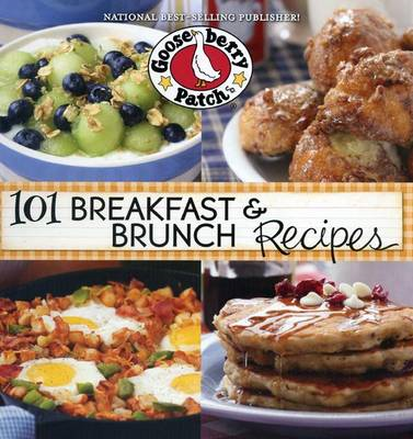 101 Breakfast & Brunch Recipes (BOK)