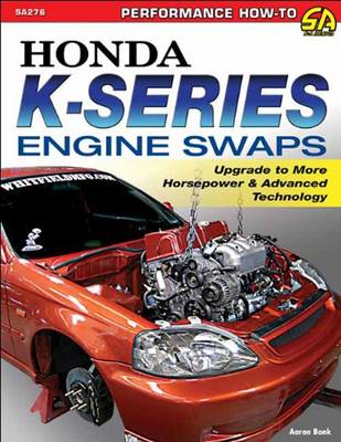 Honda K. Series Engine Swaps: Upgrade to More Horsepower and Advanced Technology (BOK)