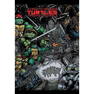 Teenage Mutant Ninja Turtles The Ultimate Collection Volume2 (BOK)