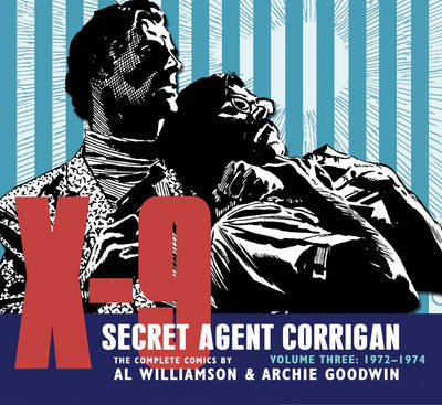 X9: Secret Agent Corrigan: Volume 3 (BOK)