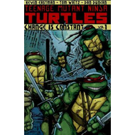 Produktbilde for Teenage Mutant Ninja Turtles Volume 1 Change Is Constant (BOK)