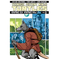 Teenage Mutant Ninja Turtles: Volume 2: Enemies Old, Enemies New (BOK)