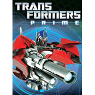 Transformers Prime: The Orion Pax Saga (BOK)