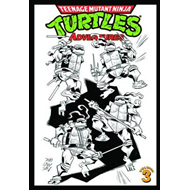 Teenage Mutant Ninja Turtles Adventures: Volume 3 (BOK)
