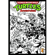 Teenage Mutant Ninja Turtles Adventures: Volume 4 (BOK)