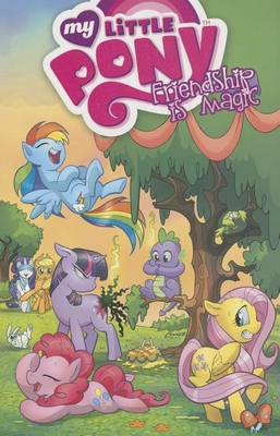 My Little Pony: Friendship is Magic: Volume 1 (BOK)