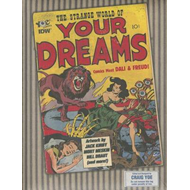 The Strange World of Your Dreams: Comics Meet Sigmund Freud and Salvador Dali (BOK)