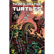 Tales of the Teenage Mutant Ninja Turtles: Volume 2 (BOK)