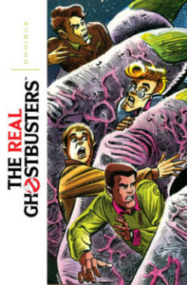 The Real Ghostbusters Omnibus: Volume 2 (BOK)