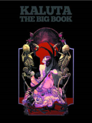 Michael Wm. Kaluta: The Big Book (BOK)