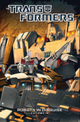 Transformers: Robots in Disguise (BOK)