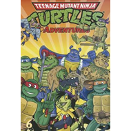 Teenage Mutant Ninja Turtles Adventures (BOK)