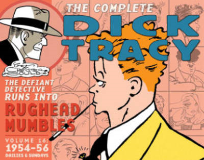 Complete Chester Gould's Dick Tracy: Volume 16 (BOK)