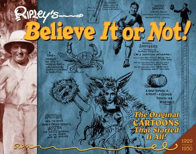 Ripley's Believe it or Not!: Daily Cartoons 1929-1930 (BOK)