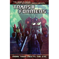 Transformers: More Than Meets the Eye: volume 1 (BOK)