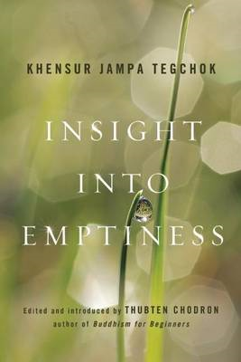 Insight into Emptiness (BOK)