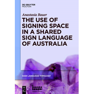 Use of Signing Space in a Shared Sign Language of Australia (BOK)