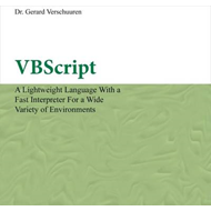 VBScript: A Lightweight Language with a Fast Interpreter for a Wide Variety of Environments (BOK)