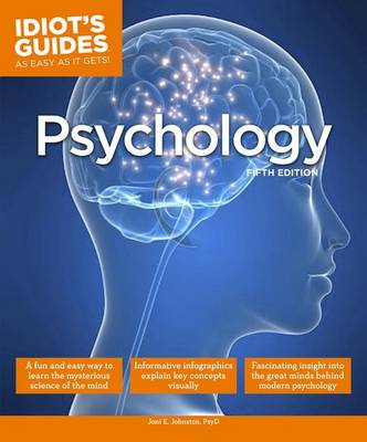 Idiot's Guides: Psychology (BOK)